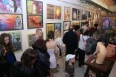 Absloventská výstava ZUŠ