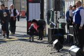 Den města Přerova v Praze