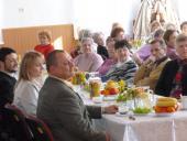 Kluby důchodců Žeravice a Čekyně