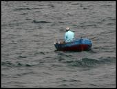 0008 Rybář, Sousse, Tunisko