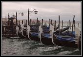 0026 Vyhlížení slunce v Benátkách, Itálie