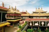 0031 Klášter Jokhang, Lhasa, Tibet