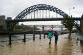 0050 Město mostů, Newcastle, Velká Britanie