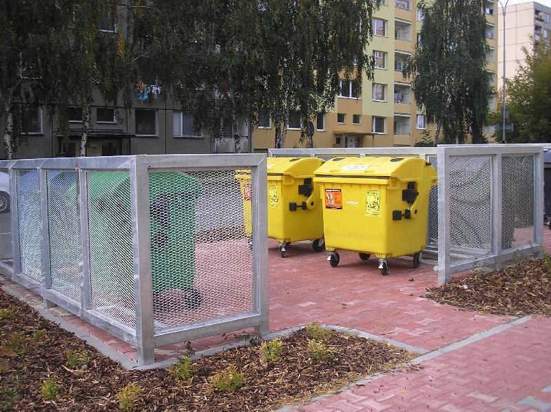 komunální odpad, obrázek se otevře v novém okně