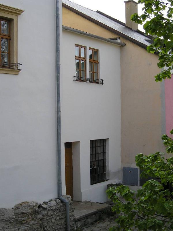 budova stolárny, obrázek se otevře v novém okně