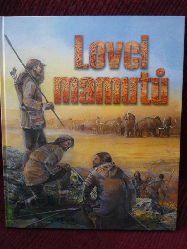 Kniha Lovci mamutů, obrázek se otevře v novém okně