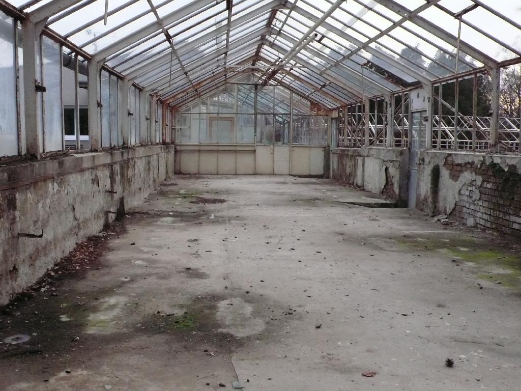 skleníky Michalov před rekonstrukcí 2, obrázek se otevře v novém okně