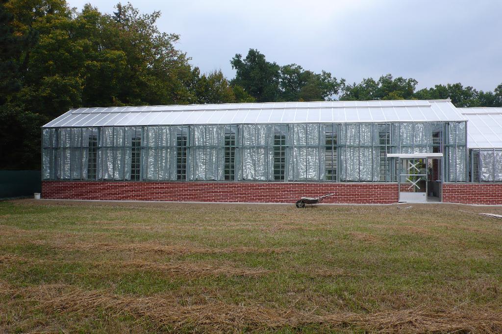 skleníky Michalov po rekonstrukci 1, obrázek se otevře v novém okně