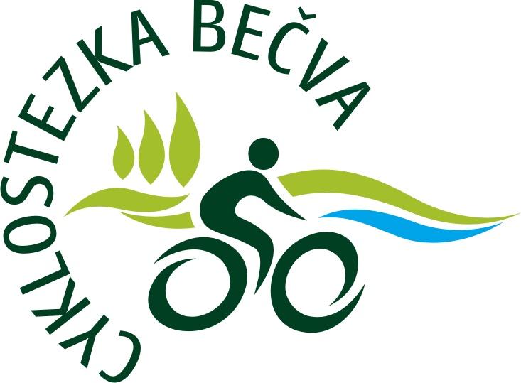 logo Cyklostezka Bečva 1, obrázek se otevře v novém okně
