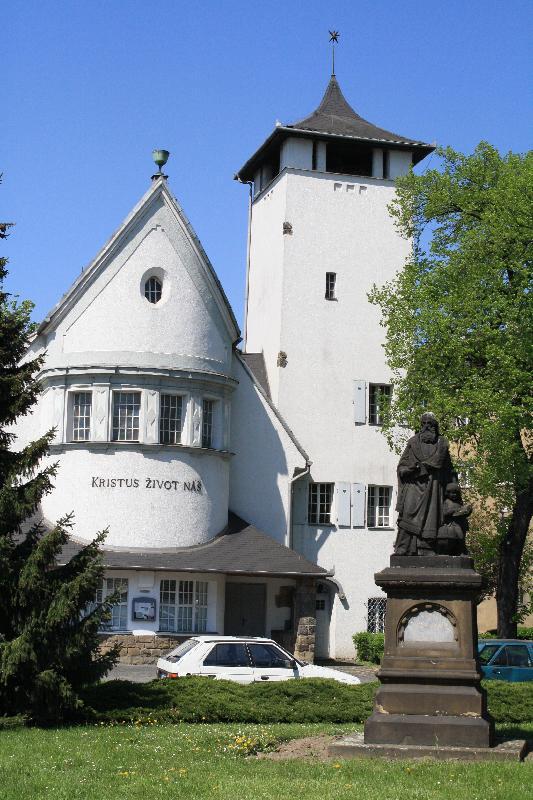 Českobratrský kostel evangelický, obrázek se otevře v novém okně