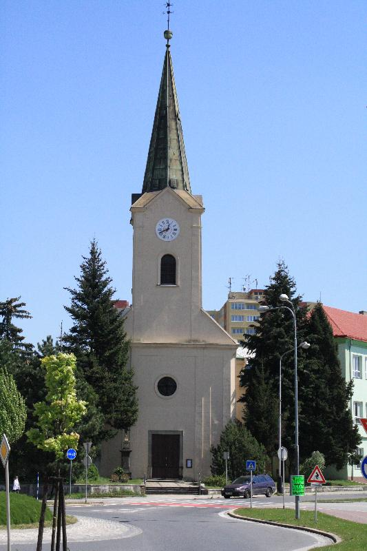 Kostel svatého Michaela, obrázek se otevře v novém okně