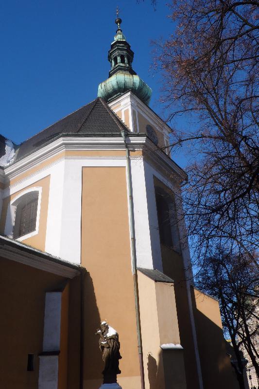 Farní kostel sv. Vavřince, obrázek se otevře v novém okně