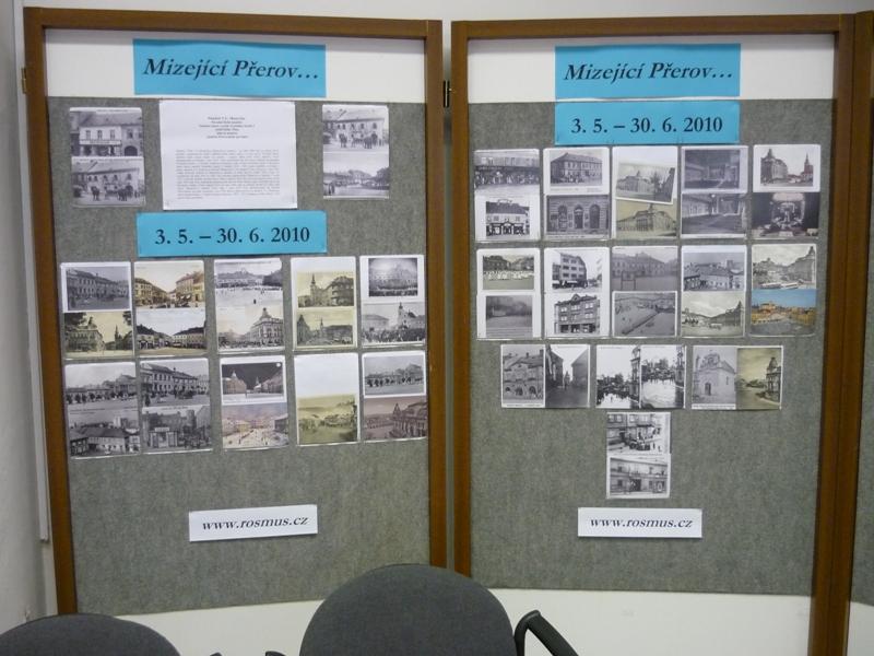 Mizející Přerov - náměstí TGM, obrázek se otevře v novém okně