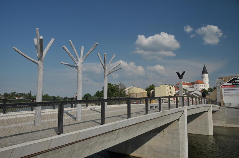 Tyršův most, obrázek se otevře v novém okně