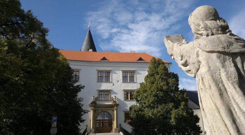 Přerovský zámek, obrázek se otevře v novém okně