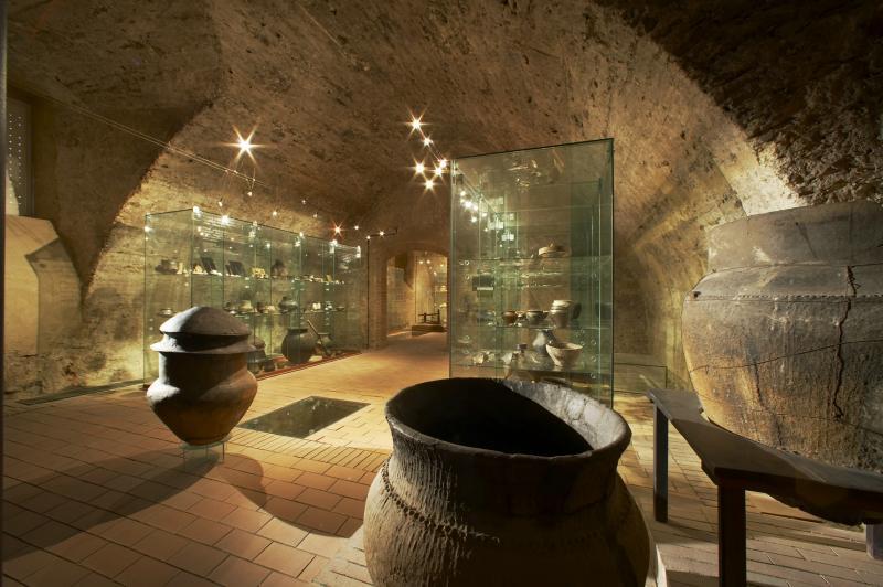 Expozice Archeologie Přerovska, obrázek se otevře v novém okně