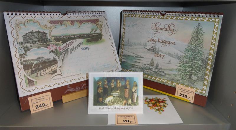 Kalendáře - Inderka, obrázek se otevře v novém okně