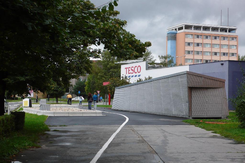 30.8. u Tesca, obrázek se otevře v novém okně