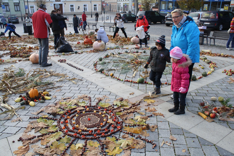 Kultura ve městě, obrázek se otevře v novém okně