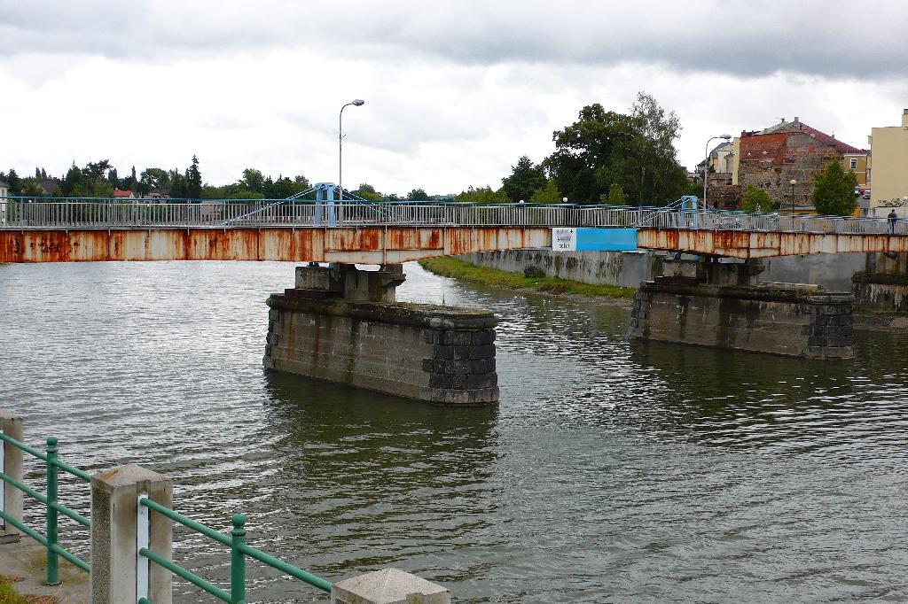 Původní stav mostu 1, obrázek se otevře v novém okně