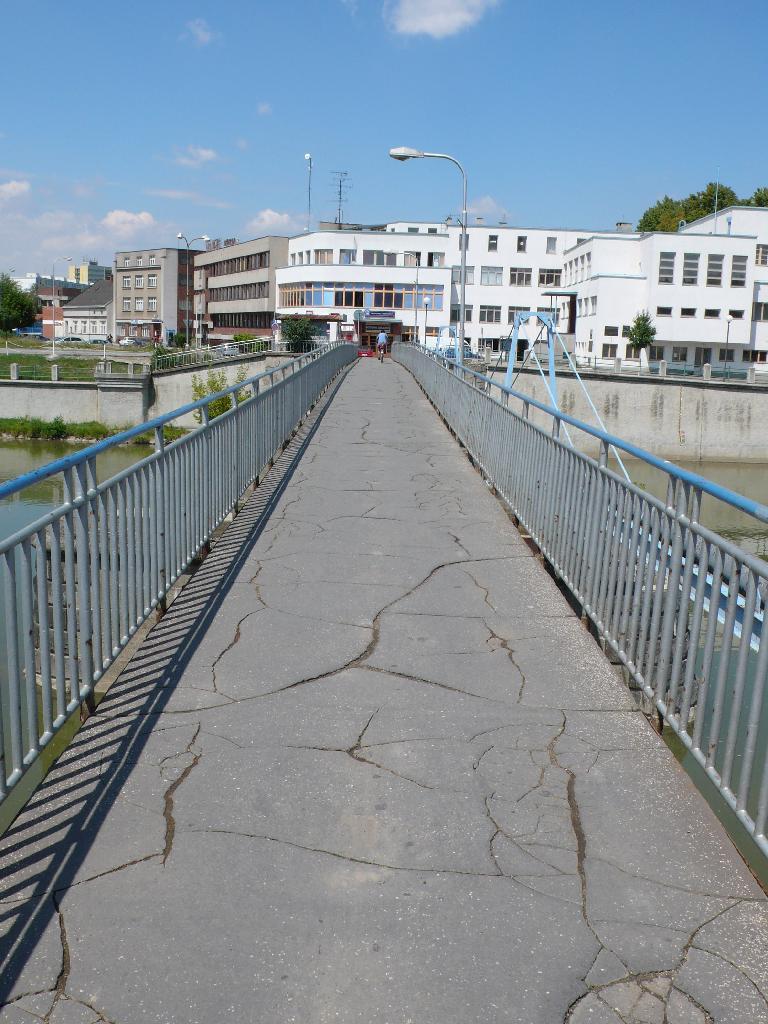 Původní stav mostu 3, obrázek se otevře v novém okně