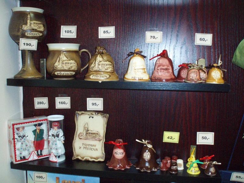 Keramické výrobky, obrázek se otevře v novém okně