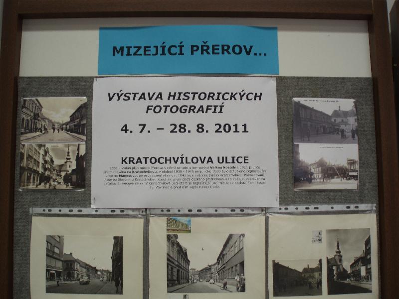 Mizející Přerov - Kratochvílova II, obrázek se otevře v novém okně