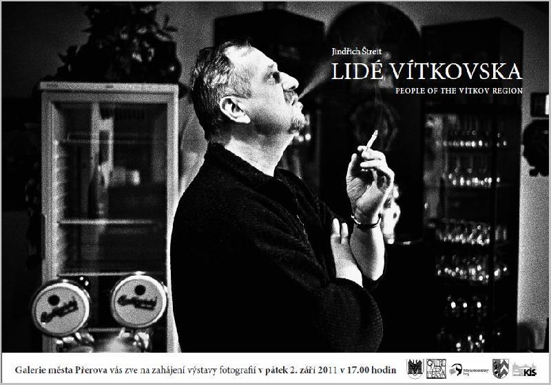 Jindřich Štreit: Lidé Vítkovska, obrázek se otevře v novém okně