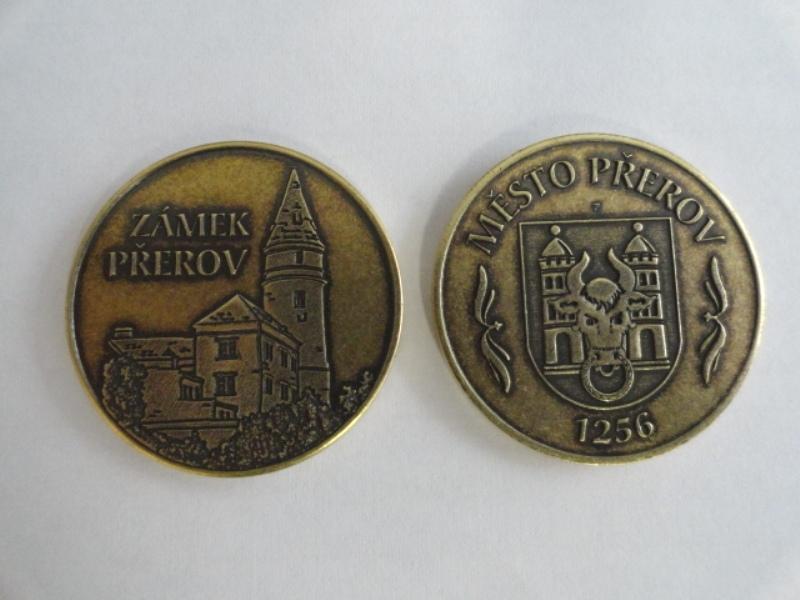 Pamětní mince II., obrázek se otevře v novém okně