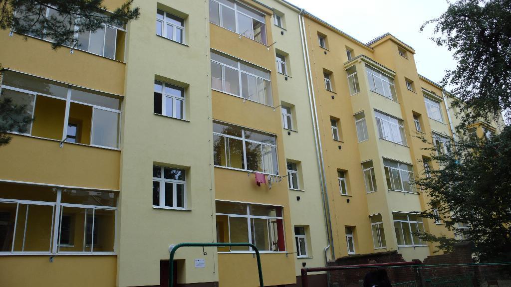 Denisova ulice, obrázek se otevře v novém okně