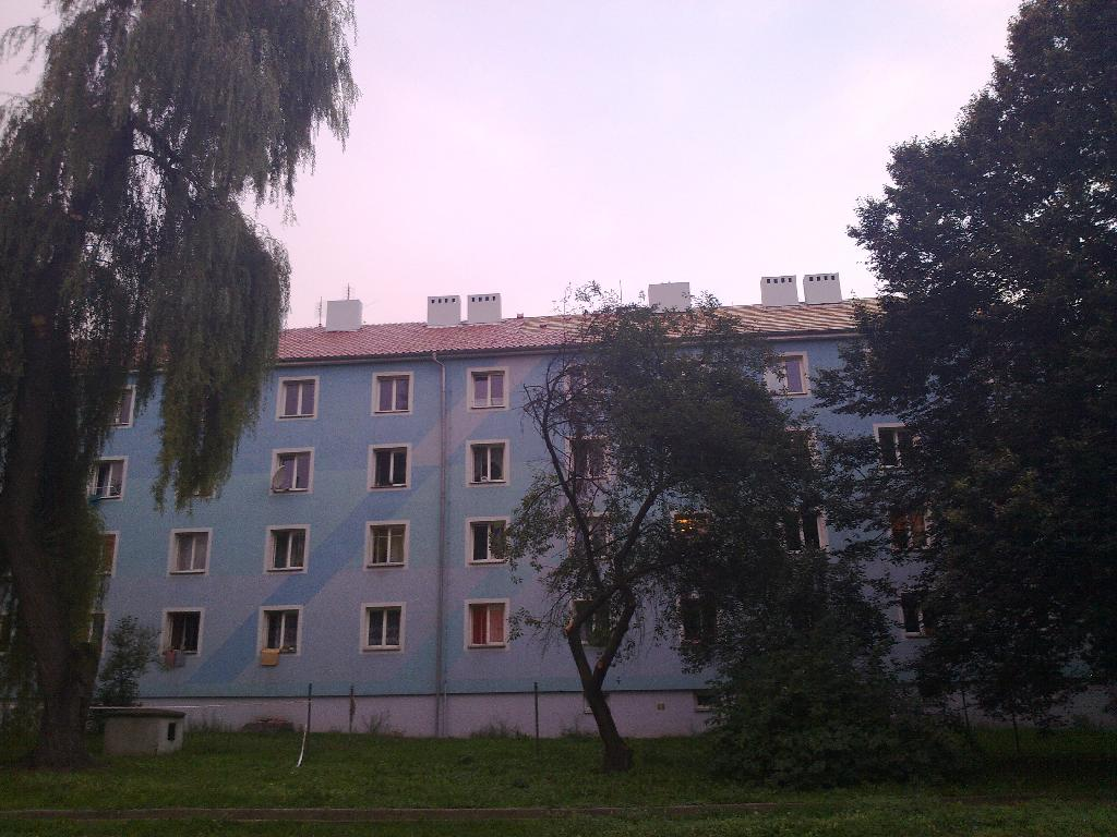 Jižní čtvrť II, obrázek se otevře v novém okně