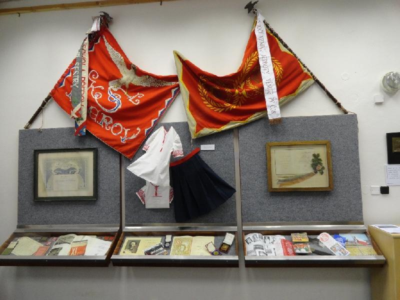 Výstava Sokol Přerov I., obrázek se otevře v novém okně