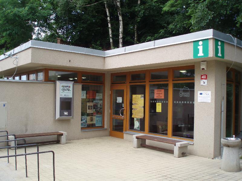 Infocentrum Předmostí, obrázek se otevře v novém okně