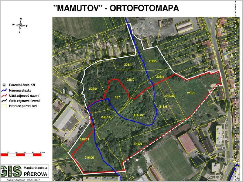mamutov mapa, obrázek se otevře v novém okně