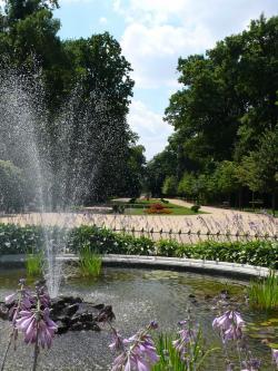 Městský park Michalov, obrázek se otevře v novém okně