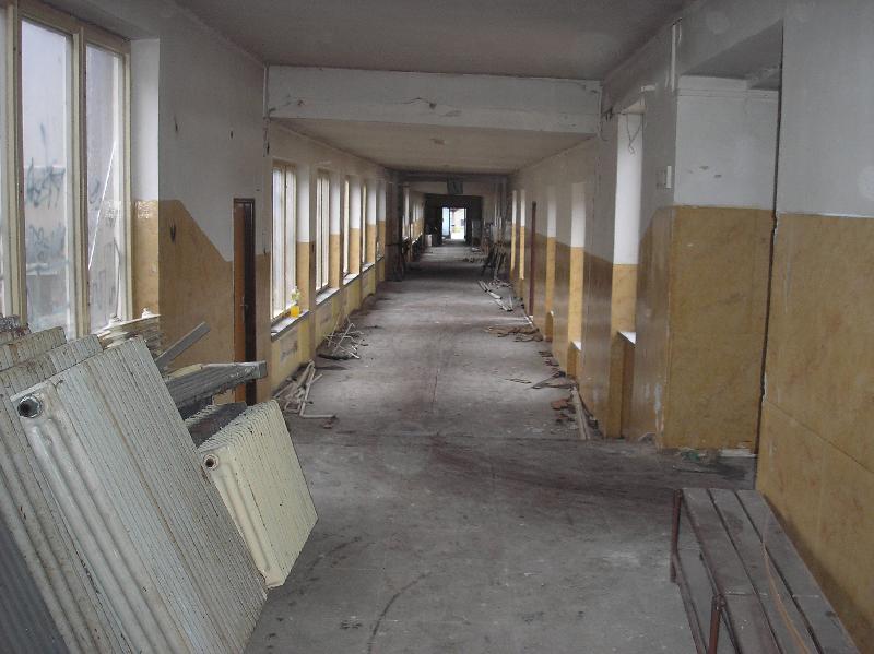 Domov pro seniory - původní stav, obrázek se otevře v novém okně