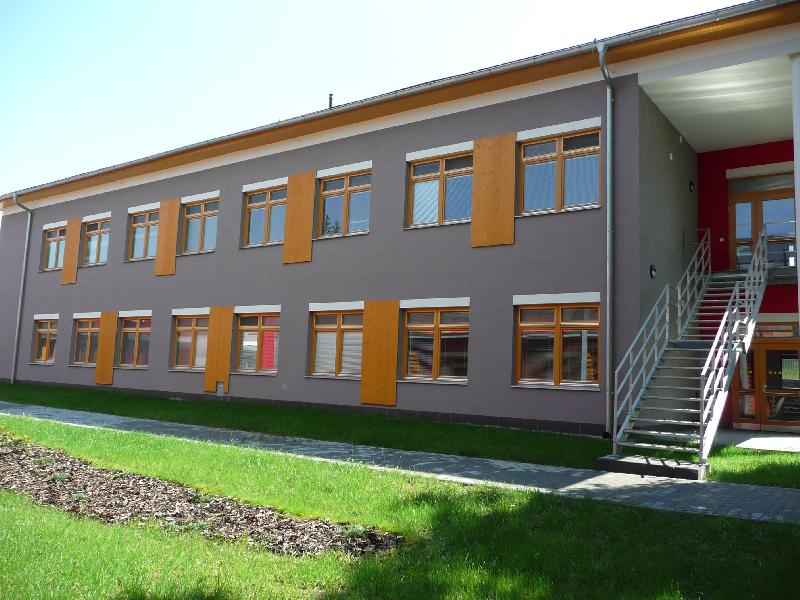Domov pro seniory - po realizaci, obrázek se otevře v novém okně