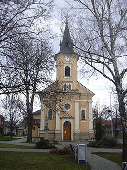 Brodek u Přerova   kostel