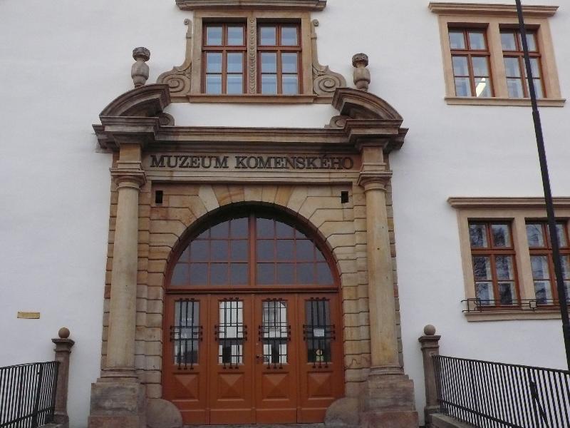 po rekonstrukci - vstupní brána, obrázek se otevře v novém okně