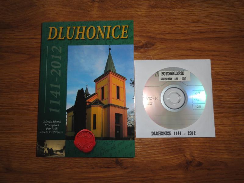 Kniha Dluhonice, obrázek se otevře v novém okně