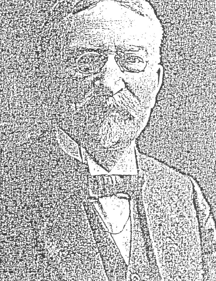 profesor Josef Bartoch, obrázek se otevře v novém okně