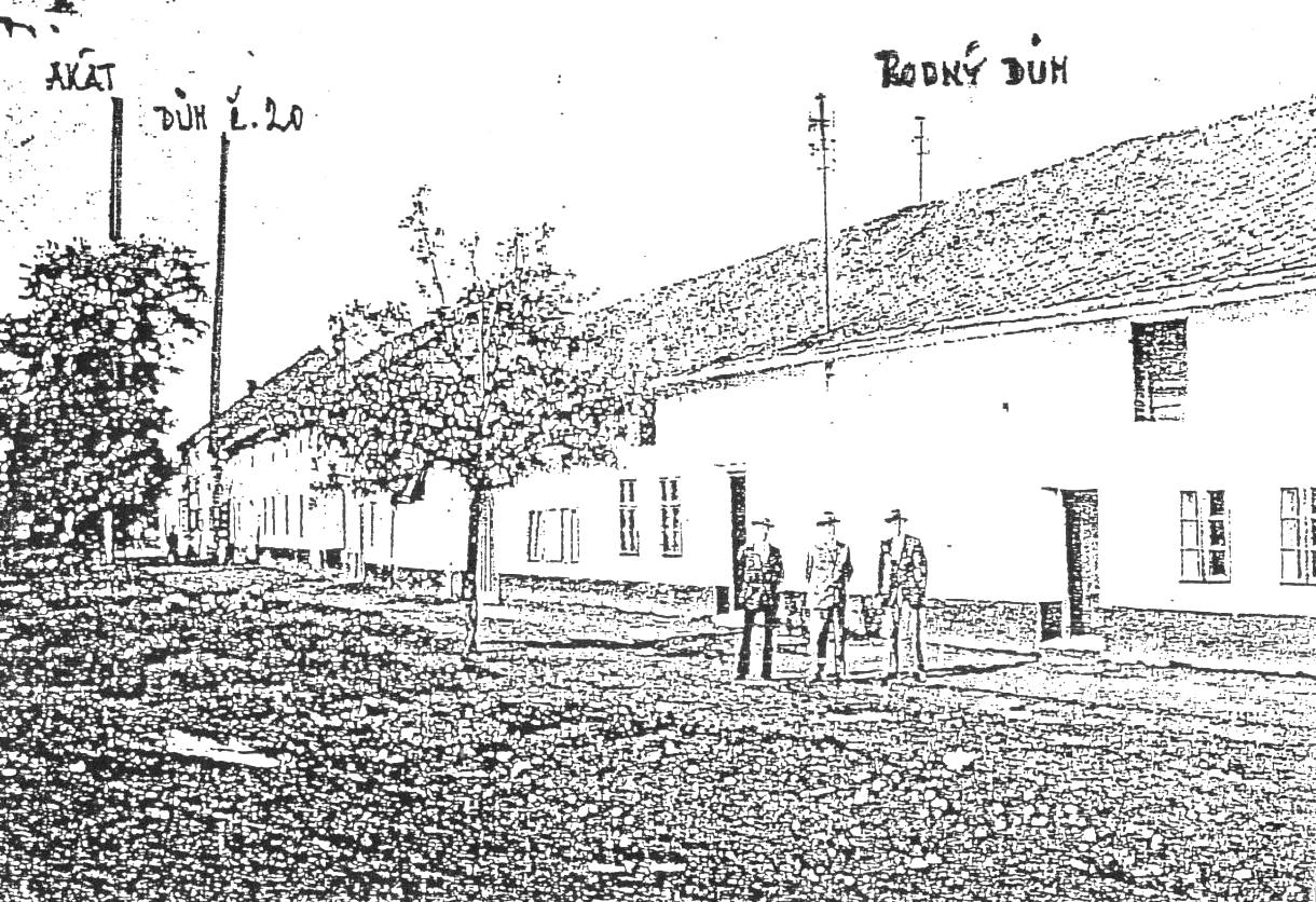 Rodný dům profesora Bartocha, obrázek se otevře v novém okně