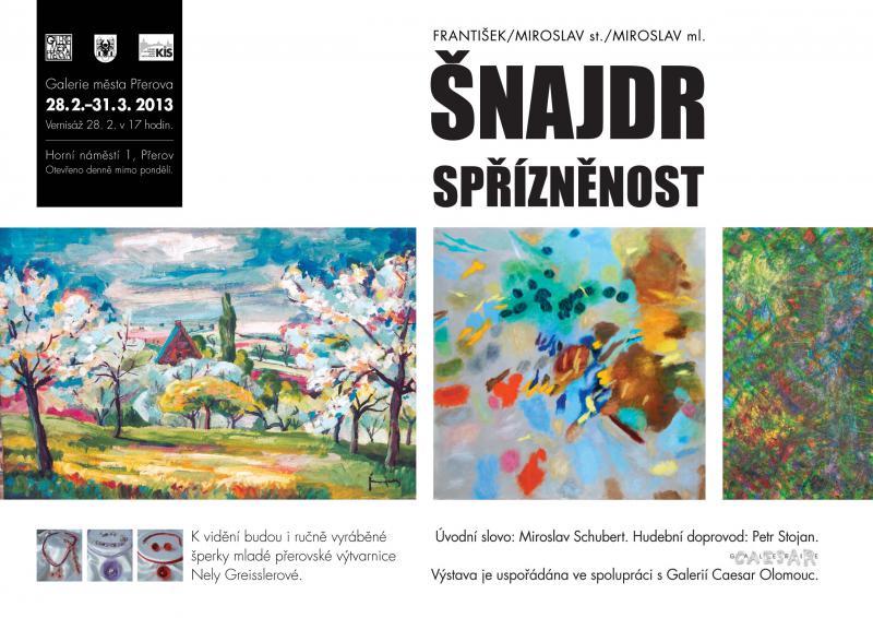 Plakát Snajdr, obrázek se otevře v novém okně
