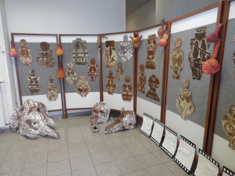 Výstava Pravěk I., obrázek se otevře v novém okně