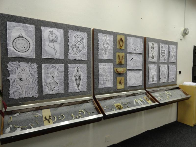 Výstava Pravěk III., obrázek se otevře v novém okně
