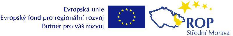 Publicita ROP Střední Morava, obrázek se otevře v novém okně