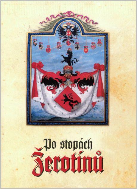 Po stopách Žerotínů - kniha, obrázek se otevře v novém okně