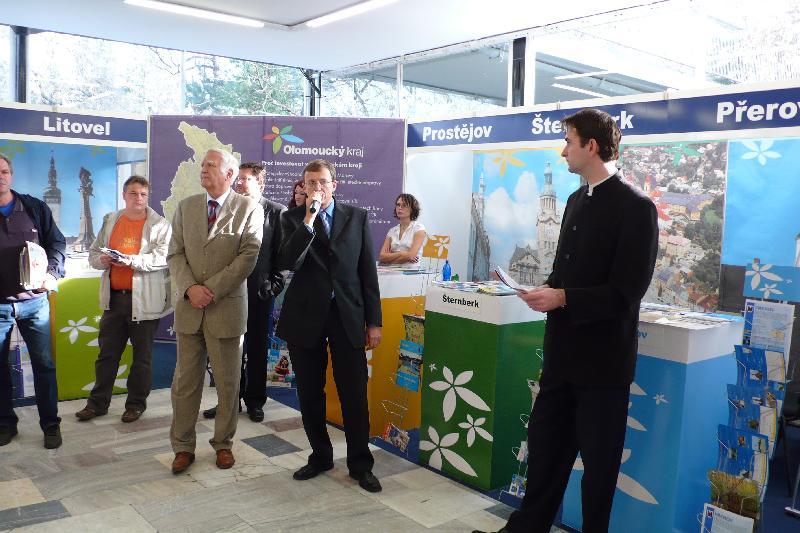 Region Invest - slavnostní zahájení, obrázek se otevře v novém okně