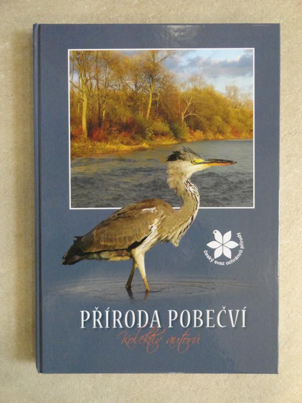 Kniha Příroda Pobečví, obrázek se otevře v novém okně