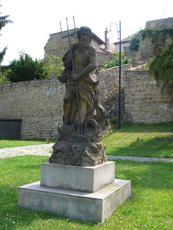socha Neptuna